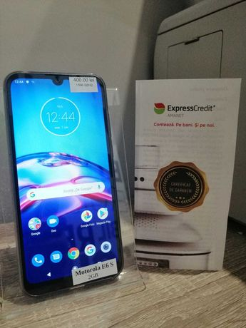 Telefon Motorola E6s (Ag. 42 Roman)