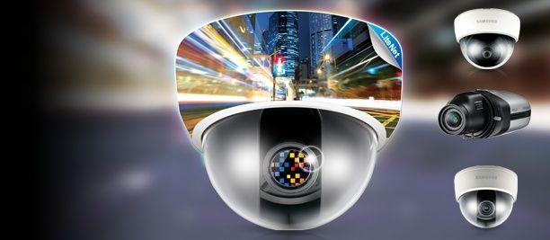 Установка камер видеонаблюдения по Алмате