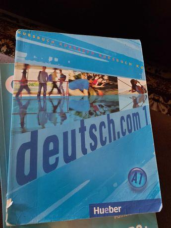 Учебник по немски език deutsch.com1