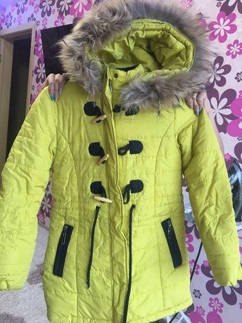 Куртка зимняя, очень тёплая
