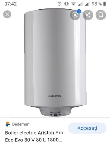 Termostat electronic cu capac boiler tabloul de comanda