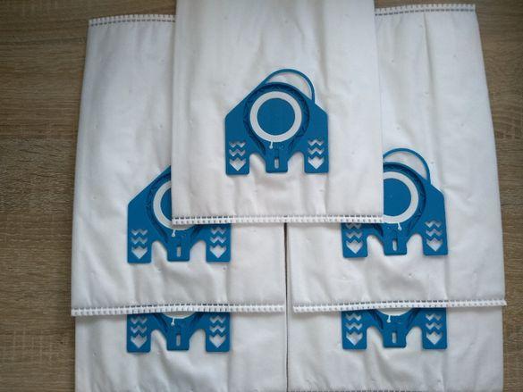 Торбички филтри за прахосмукачки Миеле Miele FJM G/N C1 C2 C3