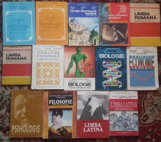 Manuale Lb Romana, Biologie, Psihologie, Filosofie, Economie etc