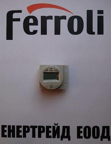 Дисплей за пелетни горелки Ferroli Fer Lamborghini