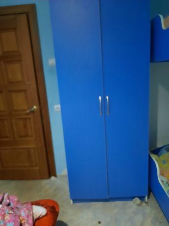 Детская комната с 2-х ярусным кроватью в идеальном состоянии