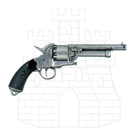 Конфедерален револвер LeMat. Реплика на пистолет с барабан 1855