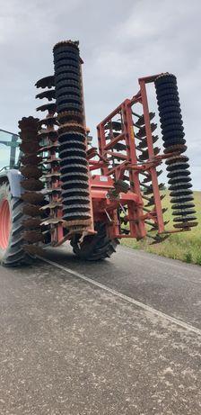 Disc agricol purtat 5.5 m talere independente