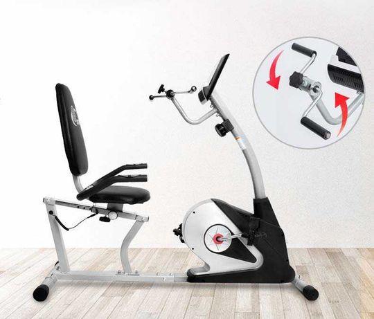 Горизонтальный велотренажер CRYSTAL SJ-3508 для реабилитации