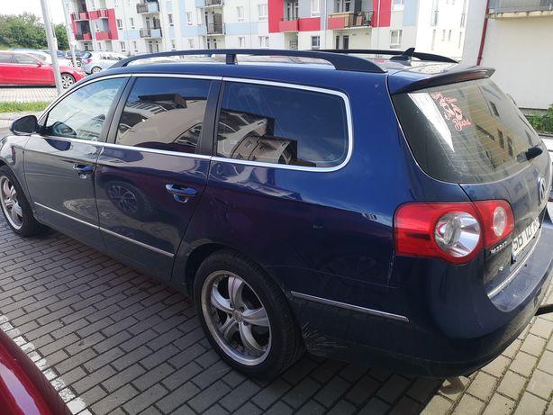 Volkswagen Passat Variant CR euro5 2010