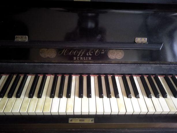 Pianina Hooff&Co  Berlin