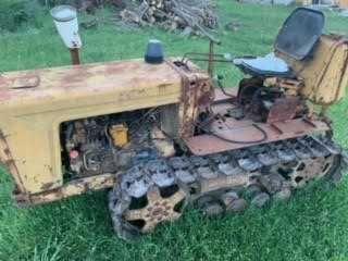 Верижен Трактор Болгар