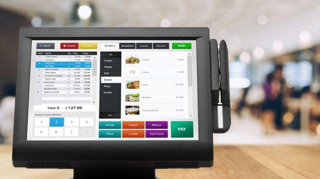Автоматизация Торговли HoReCa Retail (Pos станции)