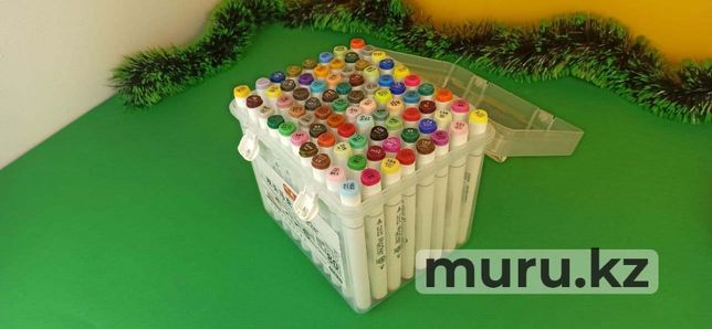 Маркеры для скетчинга Touch маркер 12-120 цветов для рисования набор