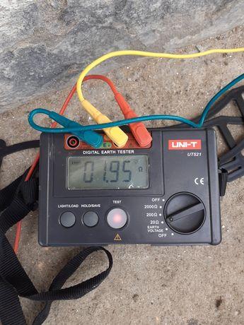 Verificări instalații electrice