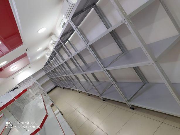 Стеллажи складские архивные для хранения