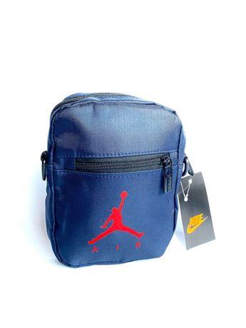 Спортна чанта Nike Air Jordan Тъмно синя