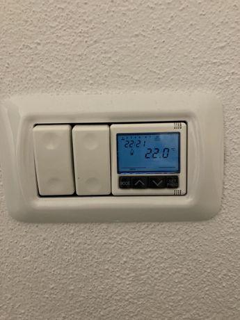Vand termostat cronotermostat Gewis GW20827 programabil