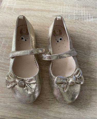 Туфельки 32 H&M туфли обувь балетки