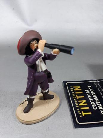 Tin Tin figurina de colecție original macheta certificat