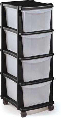 Cutie de plastic pentru depozitare