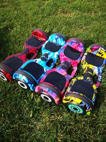 Oferta hoverboard nou Bluetooth geanta cadou leduri roti