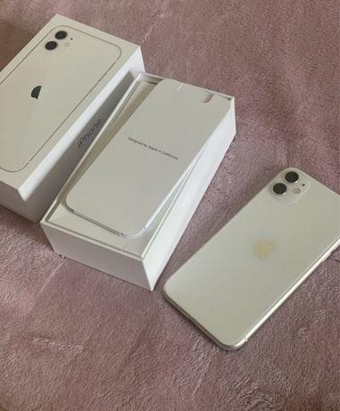 Айфон 11 Silver 128gb