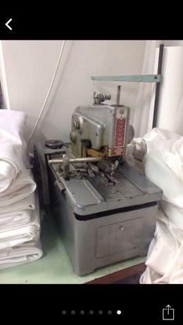 Продается петельная глазковая машинка Минерва Германия