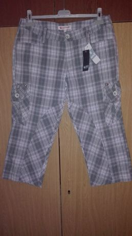 Дамски 3/4 панталон /размер XL/