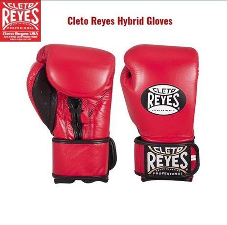 Перчатки боксерские новые оригинальные Cleto Reyes
