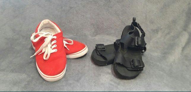 Vând teniși +sandale 36