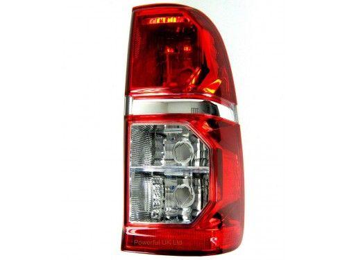 Фонарь Фара задний на Toyota Hilux 12- Тойота Хайлюкс 12-