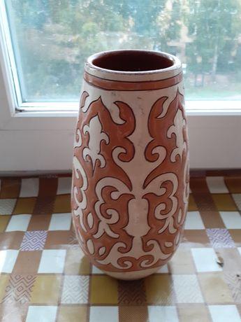 Этническая ваза. Керамика. СССР