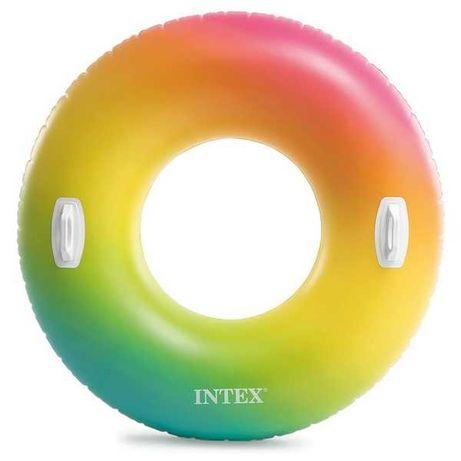 Colac piscina inot, 122 cm INTEX
