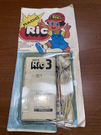 Radio Ric3 functional