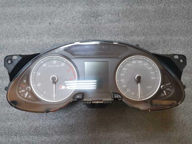 Ceasuri de bord Audi S4 B8.5, 8K0 920 981 E