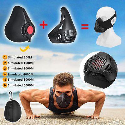 Тренировъчна маска Training Mask 3.0