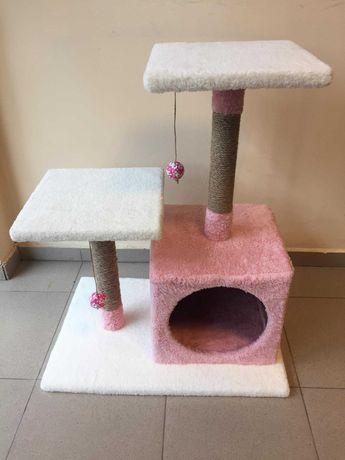 Драскалка с къща за вашата котка