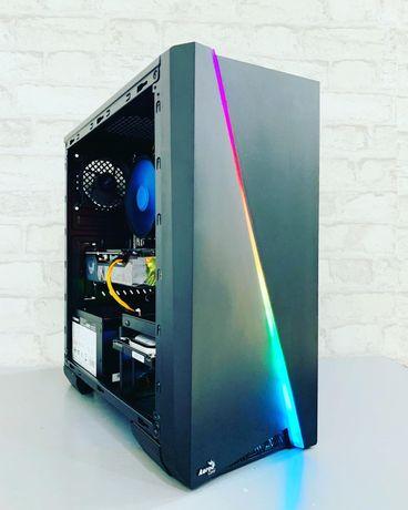 i3-10100F/1650 Super 4Gb/ игровой системный блок!