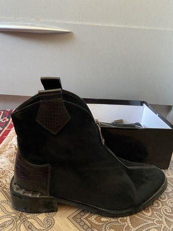 Продам женскую обувь на осень