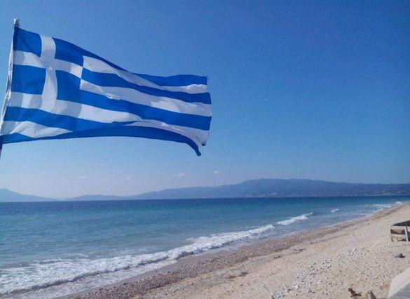 Море в Гърция. Боксониера