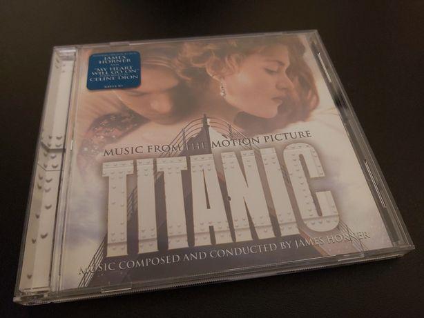 Cd Original Soundtrack Titanic 1997