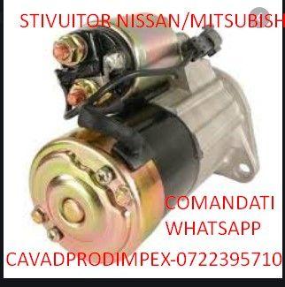 Electromotor stivuitor NISANN H30Diesel Mitsubishi FG20
