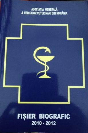 Fisier Biografic 2010 - 2012 Veterinar