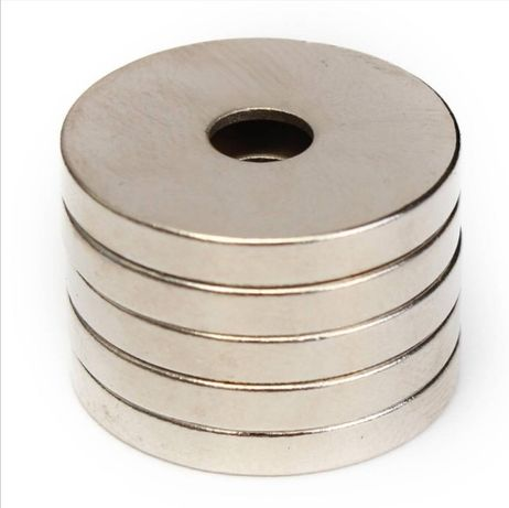 Magneti neodim 20x3x5 mm