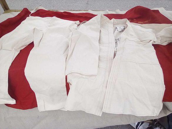 Кимоно панталон колан Карате Киокушин нови