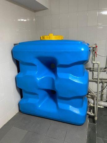Ёмкости прямоугольные, бочки для воды, баки для диз. топлив