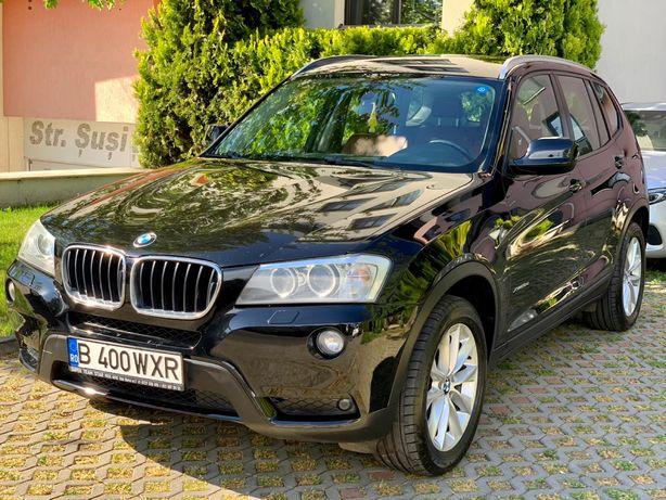 Bmw X3 2.0 diesel 184 cp
