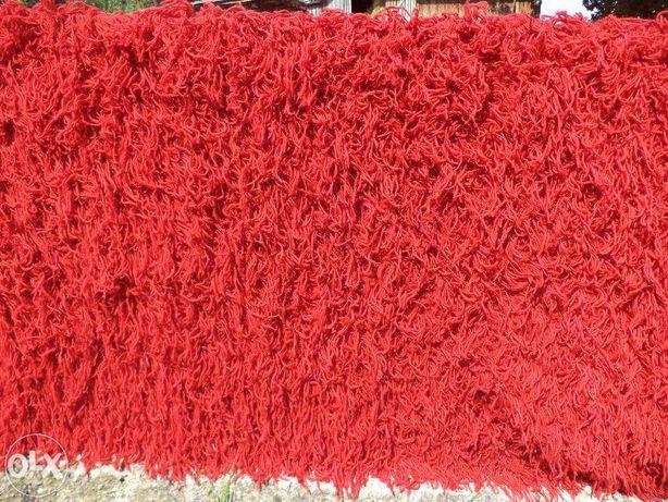 Vand plocade din lana naturala 100%