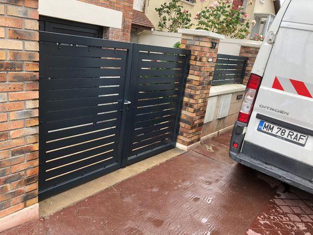 Confectii metalice , porti , garduri , scari , mobilier metal-lem.