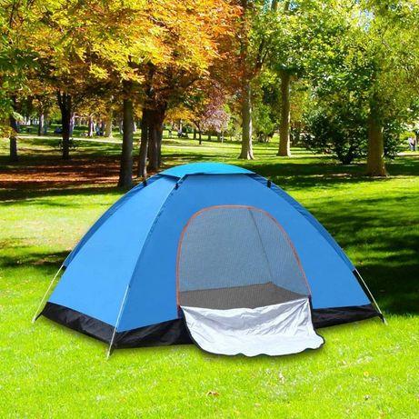 Палатка автоматический отркывающая,1-2х местная легкая и удобная